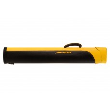 Billiard Cue Hard Case Predator Sport, black-yellow, 2/4, Pool